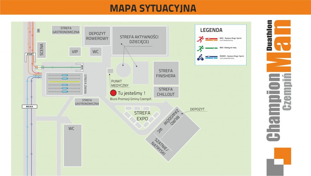 Mapa sytuacyjna