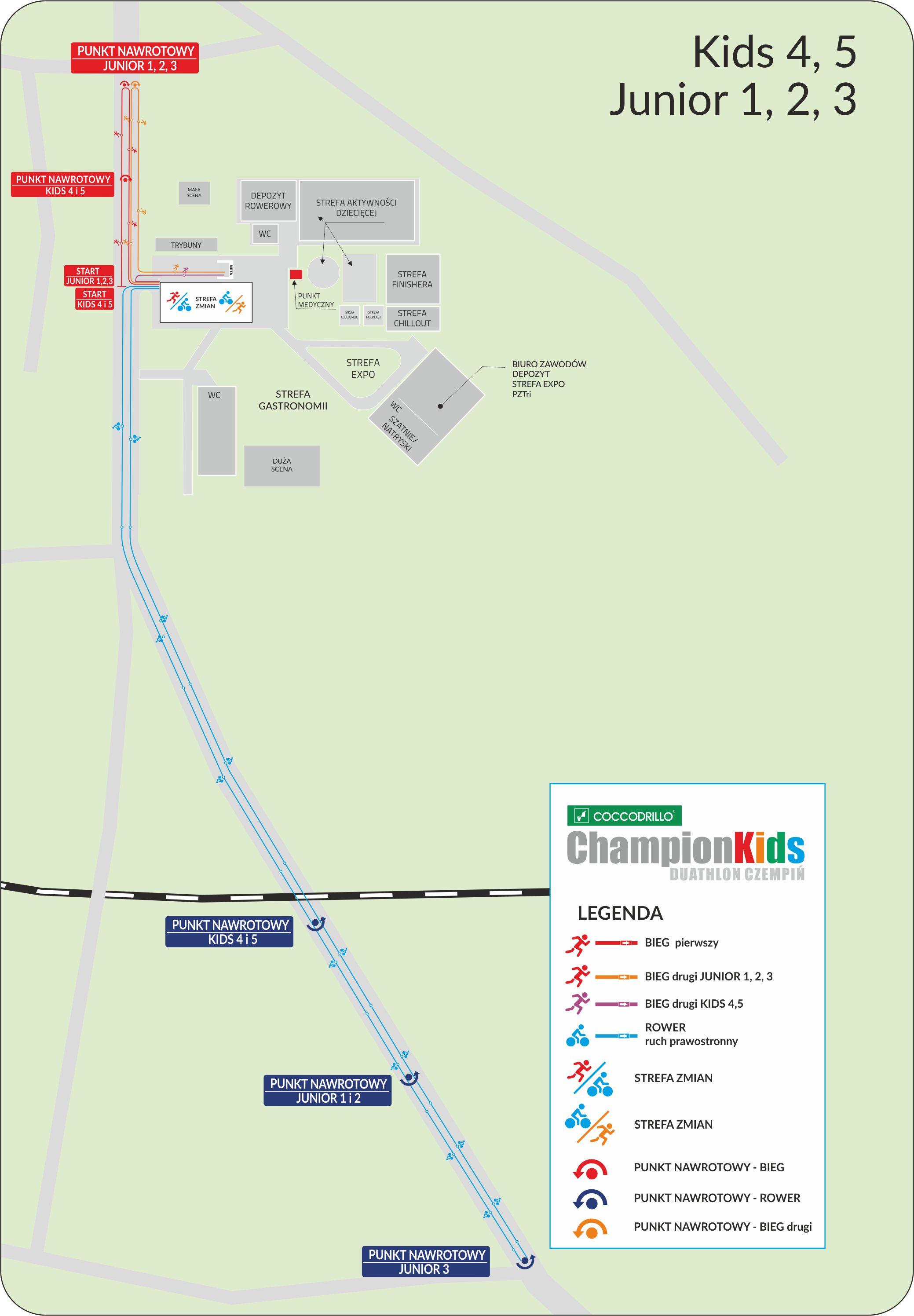 COCCODRILLO CHAMPIONMAN 2019 mapy KIDS 45 JUNIOR 123 (1)