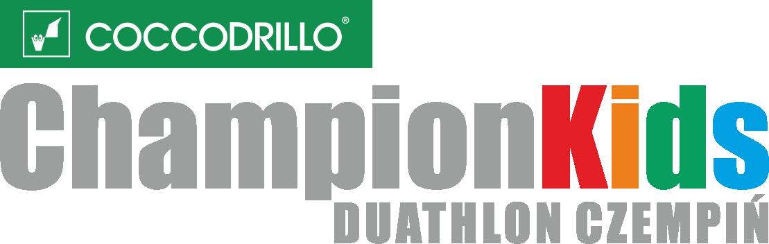 COCCODRILLO CHAMPIONMAN DUATHLON logo 2019
