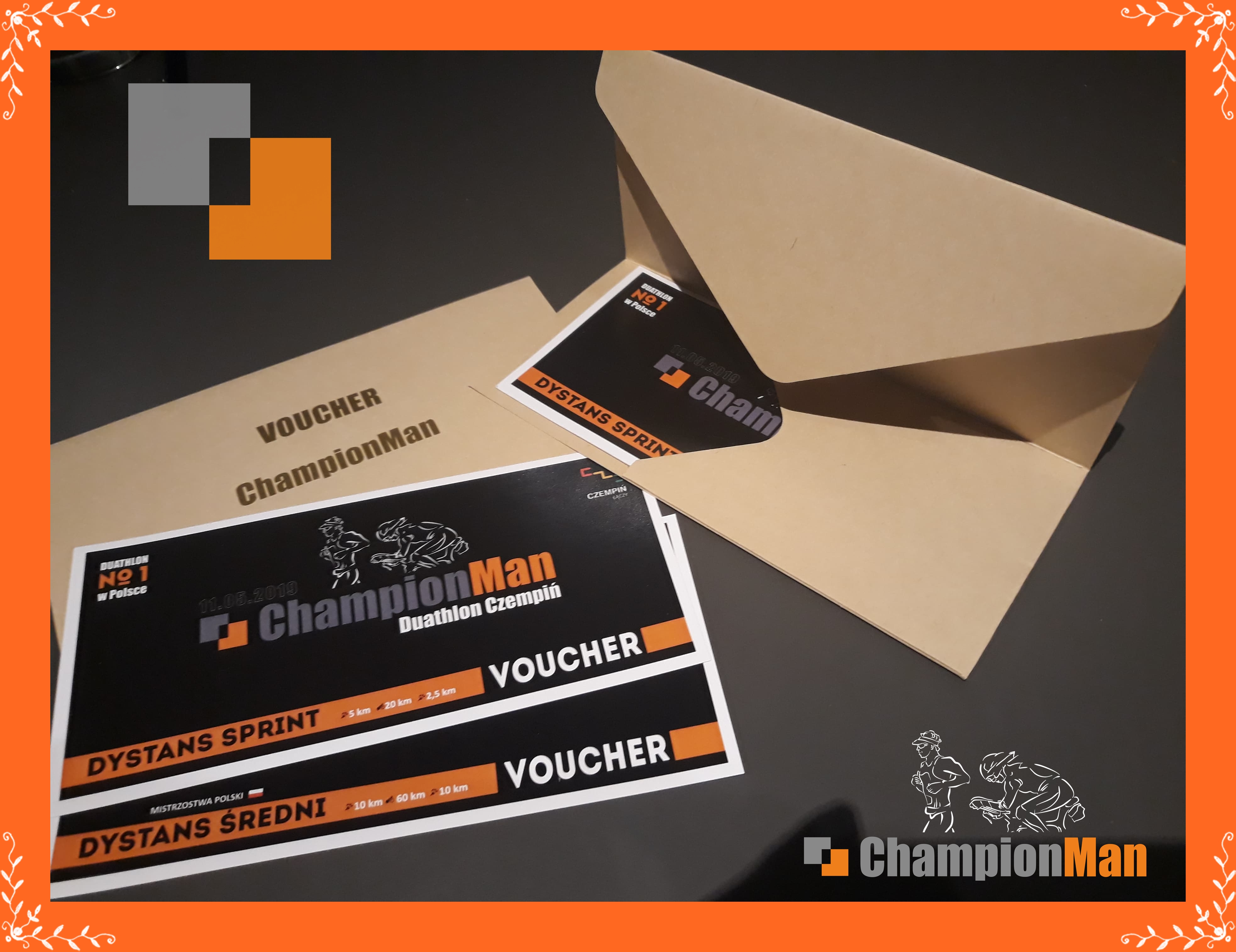 Voucher Championman na www
